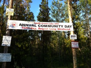 Annual Community Day Banner 2